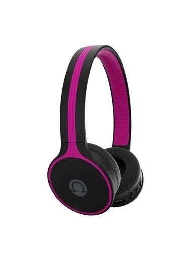 Preo Preo My Sound Ms08 Bluetooth Kulaküstü Kulaklık Pembe